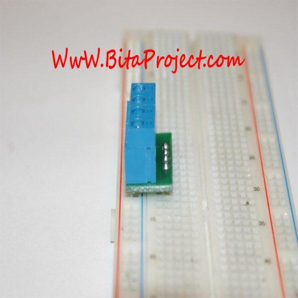 ۴ input terminal to pin header [3]