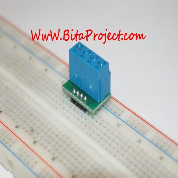 ۴ input terminal to pin header [5]