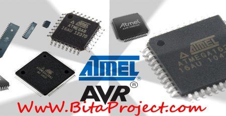 آموزش برنامه نویسی AVR