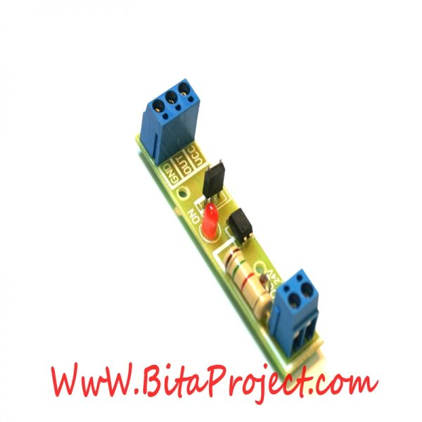 ۳.۳ to 24V single Channel Isolation Module Board Level Voltage Converter [bitaproject] (3)