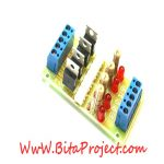 dc to 220v ac four channel isolation module board [bitaproject] (3)