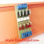 dc to 220v ac four channel isolation module board [bitaproject] (5)