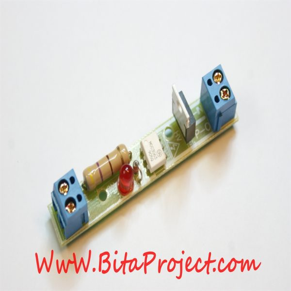 dc to 220v ac single channel isolation module board [bitaproject] (3)